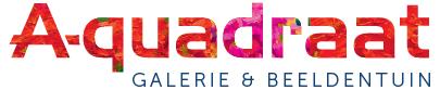 A-quadraat galerie en beeldentuin Logo